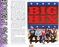 Big Hix Steppin\' Out article