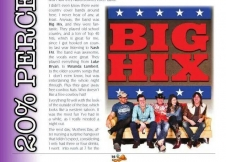 Big Hix Steppin' Out article