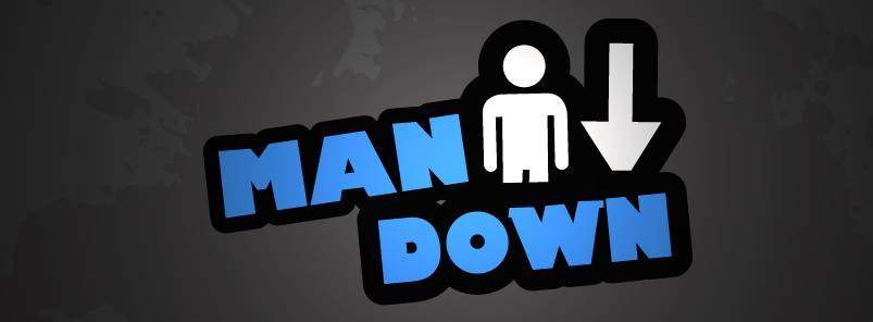 ManDownLogo